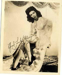 Studio Photo of Ann Miller