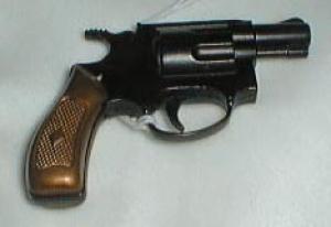Snudnose, metal gun #1110 toy miniature