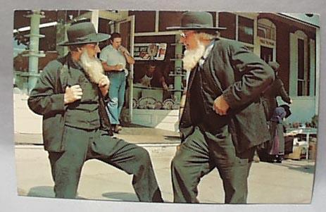 1964 Amish Country PA Post Card
