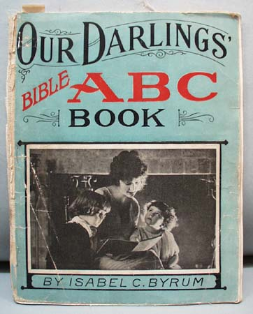 Bible ABC Book 1928