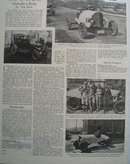 The Y.C Lab Cinderella Car 1926 Article