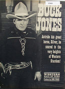 Buck Jones 1964 Feature by Bob Price