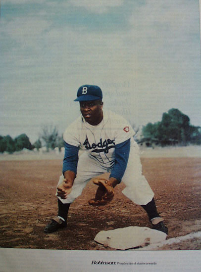 Jackie Robinson 1983 Wilfrie Sheed Article