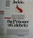 Jacqueline Bouvier Kennedy 1983 Article