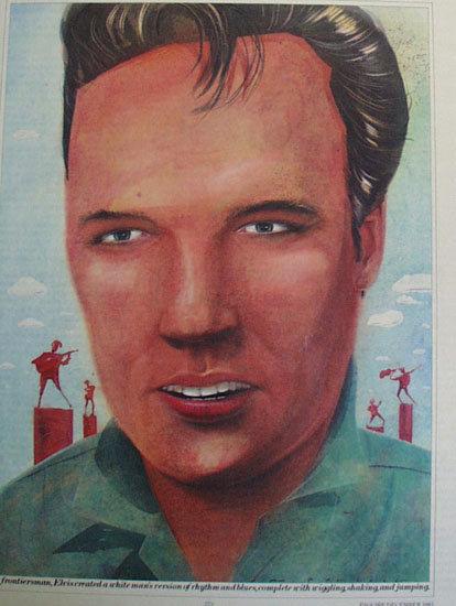 Elvis By Roy Blount Jr. 1983 Article