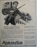 Remington Arms Co. 1927 Ad