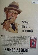 Prince Albert Tobacco 1930 Ad