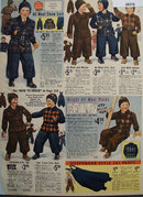 Sears Boys Snow Suits 1938 Ad