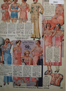 Sears Womens Slips And Dance Sets 1935 Ad