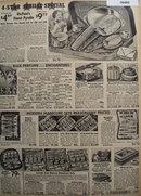 Sears Dresser Sets And Manicure Sets 1936 Ad