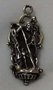 Religious Silver  Pendant