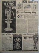 Sears Cream Separators 1938 Ad