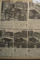 Sears Dining Room Furniture 1936 Ad