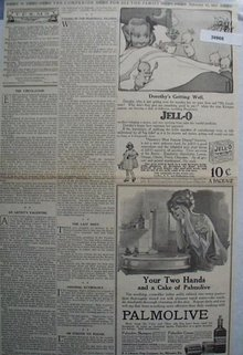 Shop By Mail The Companion 1915 Ad