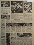 Sears Saws and Tools 1938 Ad
