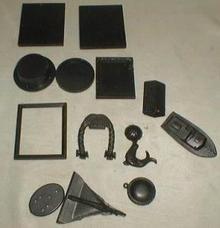 Mattel Vacu-form molds