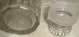 Peerless Victorian Chow Chow Jar