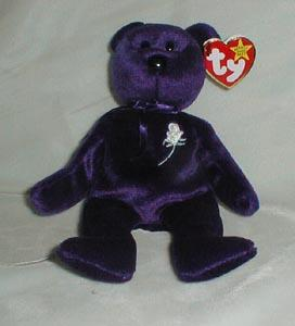 Ty Beanie Baby, Princess Bear