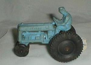 Auburn toy Tractor