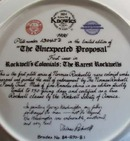 Knowles Rockwell The Unexpected Proposal Plat
