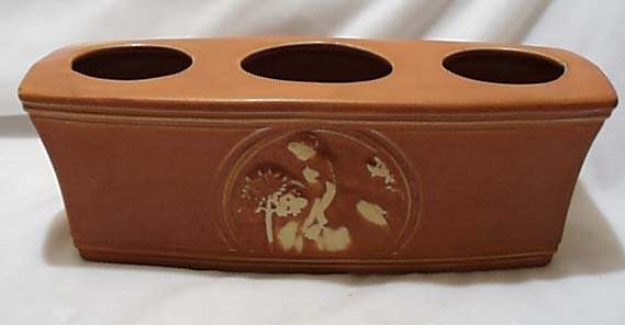 R R P Plant Holder Burnt Orange