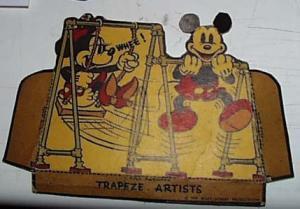 Mickie & Minnie mouse 1939 Walt Disney