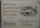 Drakes Needlework Cottage Book 3 Sampler