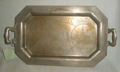 150 year of American Independence Tray
