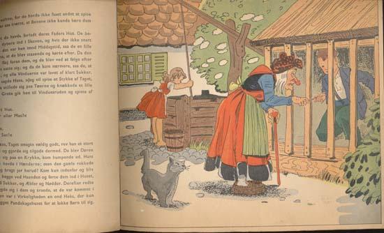 Hansel & Grettle by Viggo Eriksen, OLD