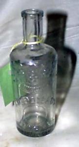 Barber Bottle Ed Pinaud of Paris