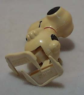 1958 Walking Snoopy Windup