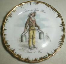 RPM Drageoir France Miniature Plate
