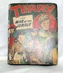 Big Little Book, Terry & war in the Jungle 1946,
