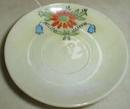 Miniature child's Daisy dinnerware set