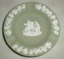 Wedgwood Ashtray Greek God Scene, inc. pegasus