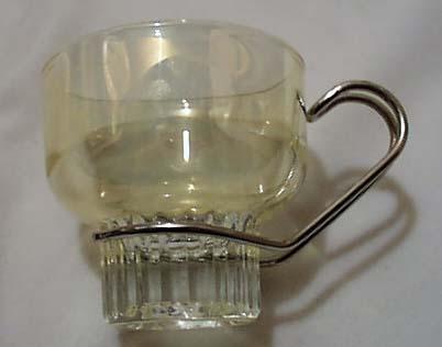 50's Lustre Italian Demi Cups