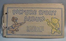 Shredded Wheat Story Cards From Around 1930.