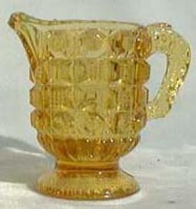 McKee Tappan, 1894 toy ? or individual creamer