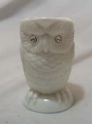 Sparkler owl mini creamer , Westmoreland?