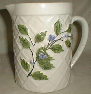 Hallmark Mountain Berry Pitcher