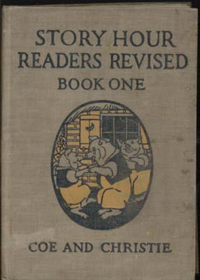 Story Hour Readers Revised Book One,1923