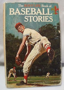 Boys Life Baseball Stories by Boys Life Mag