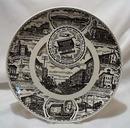 Elkhart Centennial 1858-1958 Collectors Plate