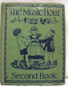 1929 Music Hour Second Book