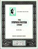 Stephen Foster Story by Green program 1978, from my old Kentucky home state park
