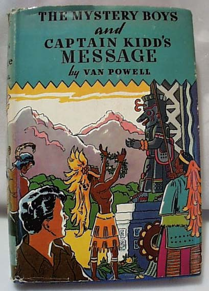 The Mystery Boys 1931 Captain Kidd's Message