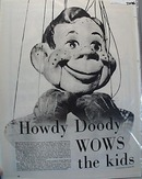 Howdy Doody Article 1949