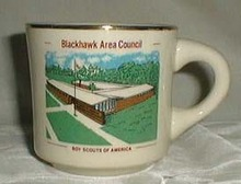 Boy Scout of America Coffee Mug