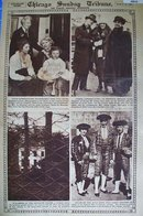Three Generations in America Georgette Cohan, George M. Cohan 1920 picture