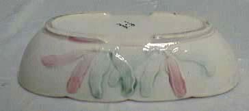 Anglefish bathroom bowl,Made in Japan